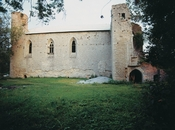 The abbey of the Cistercian monastery in Padise
