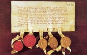 Confirmation of the privileges of Tallinn by the Teutonic Order
