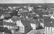 The baroque city centre of Narva (1924)