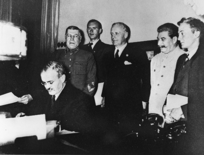 Midnight In The New Century: 76 Years After The Molotov-Ribbentrop Pact