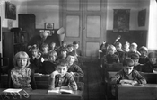 School in pre-Word War 2 Estonia