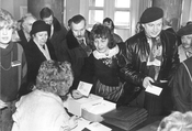 Electing the Congress of Estonia
