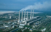 Balti power plant near Narva